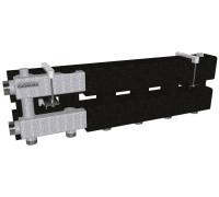 MK-100-3.EPP (до 100 кВт, 2 магистрали G 32мм, 3 контура G 25мм, EPP-термоизоляция)