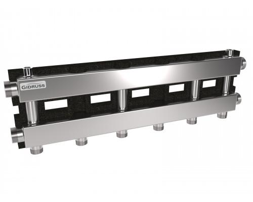 MKSS-100-3.EPP (до 100 кВт, 2 магистрали G 32мм, 2 контура G 25мм, EPP-термоизоляция)